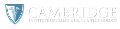 Cambridge Institute of Allied Health & Technology logo