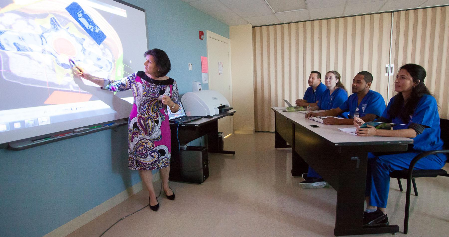 Computed Tomography Review Curriculum Delray Beach Campus
