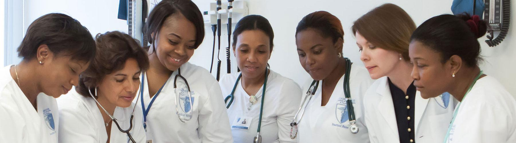 Admissions for Cambridge Institute of Allied Health and Technology