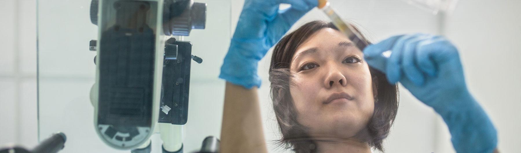 Medical Lab Technician Program