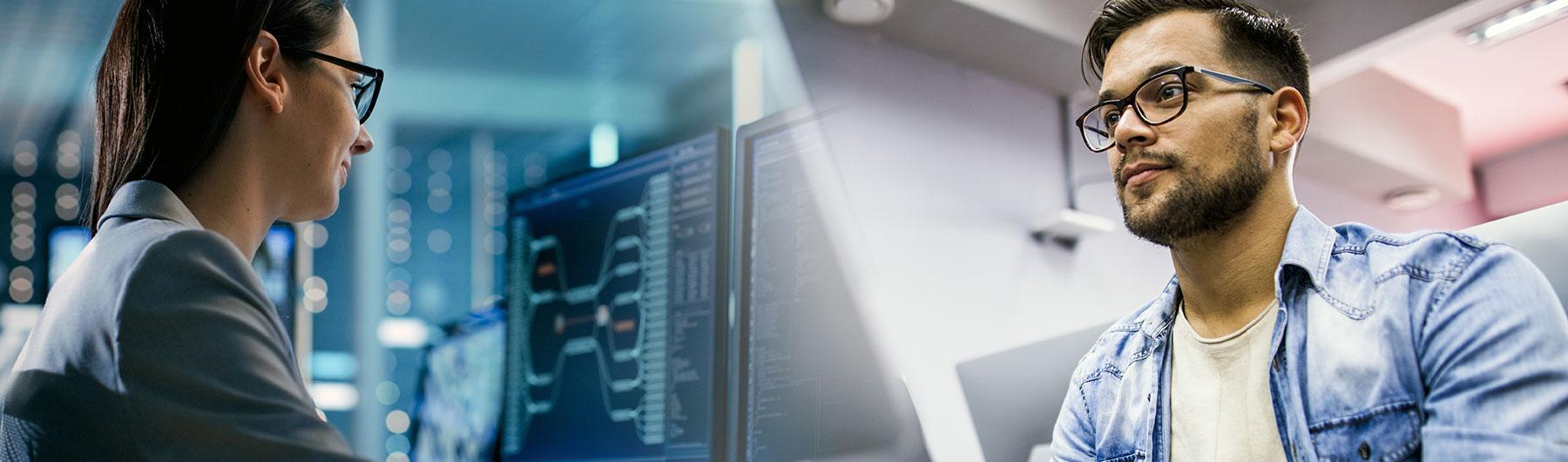 Data Management & Analytics Bachelor's Program